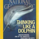 National Geographic-  May 2015- Thinking like a dolphin