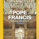 National Geographic-   August 2015- Pope Francis remakes the Vatican