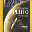 National Geographic-   July 2015- Destination Pluto first look at the planet