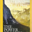 National Geographic-  January 2016-  The power of parks