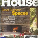 This Old House- May 2003-  Great Outdoor Spaces