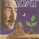 World Leaders- Past & Present- Sadat by Patricia Aufderheide