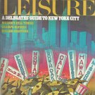 Travel & Leisure - June 1976- a delegates guide to New York city