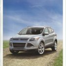 2016 Ford Escape Brochure