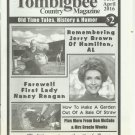 Tombigbee Country Magazine- # 195- April 2016