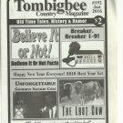 Tombigbee Country Magazine- # 192- Jan. 2016