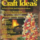 Decorating Craft Ideas- November 1980- gift and ornament ideas