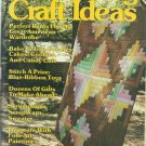 Decorating Craft Ideas- October 1980- Bake Goblin Goodies