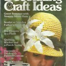 Decorating Craft Ideas- June 1979- Greet summer with snappy straw hats