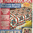 Old Fashioned Patchwork- Summer 1995- patchwork projects