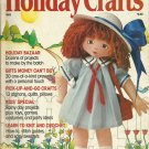 Better Homes and Gardens Creative Ideas- Holiday Crafts- 1982