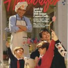Country Handcrafts-  Summer 1989- spark up summer with unique country crafts