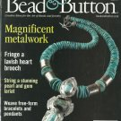 Bead & Button- February 2002  Issue #47- ideas for art of beads and jewelry