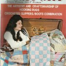 Women's Comfort- May 1979- hooking rugs, crocheted slippers, boots