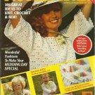 Good Housekeeping Needlecraft-  Spring Summer 1979- ideas to knit, crochet, sew