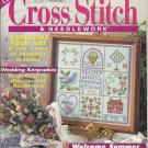 Better Homes and Gardens Cross Stitch & Needlework-  June 1998