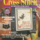 Better Homes and Gardens Cross Stitch & Needlework-   October 1998