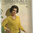 The Workbasket and Home Arts Magazine- January, 1966- Number 4 Volume 31.