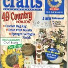 Crafts magazine- January 1995