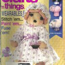 Crafts'n Things magazine-  August 1994- Christmas start now