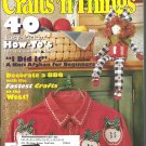Crafts'n Things magazine-  August 1995
