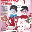 Crafts'n Things magazine-  February 1994- Cupid Cutie