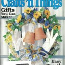 Crafts'n Things magazine- May 1995- gifts you can make