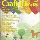 Decorating Craft Ideas magazine-  March 1981