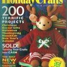 Family Circle Holiday Crafts- Fall 1993