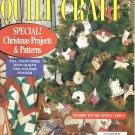 Quilt Craft magazine- December 1993