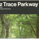 Natchez Trace Parkway Official Map and Guide 1985?