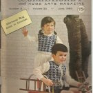 The Workbasket and Home Arts Magazine-  June 1965- Number 9  Volume 30