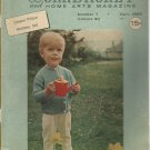 The Workbasket and Home Arts Magazine- April  1965- Number 7  Volume 30
