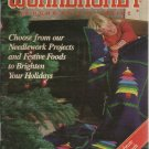 The Workbasket and Home Arts Magazine- Nov./Dec. 1988- Number 2  Volume 54