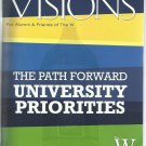 Visions for alumni & Friends of the W-   Summer 2016- the path forward