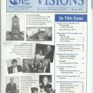 Visions for alumni & Friends of the W-   Spring 2000- Long Blue Line