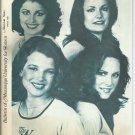 Bulletin of Mississippi University for women Alumnae News- Spring 1980.