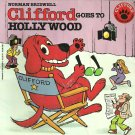 Norman Bridwell  Clifford goes to Hollywood- softcover