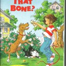 Where's That Bone?  by Lucille Recht Penner- Softcover
