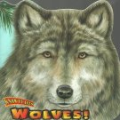 Know it alls- Wolves! by Christopher Nicholas- Softcover