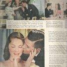 Feb. 1948  Jergens Lotion   ad  (#762)