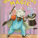 Mouse Makes Magic Aeiou- by Heling and Hembrook - a phonics reader  - softcover