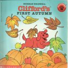 Norman Bridwell  Clifford's   First Autumn - softcover
