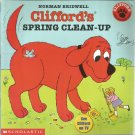 Norman Bridwell   Clifford's Spring Clean- Up - softcover