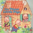 The Three Little Pigs retold by Yuri Salzman- softcover