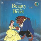 Disney's Beauty and the beast  adapted by Michael Teitelbaum- softcover
