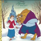 Disney's Beauty and the beast  The Enchanted Christmas- softcover