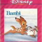 Disney Bambi  (book only) - softcover