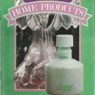 Stanley Home Products brochure- January/ June 1992