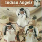Annie's Attic Plastic Canvas Littles Indian Angels- leaflet 872272
